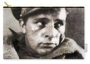 Richard Burton, Vintage Actor Carry-all Pouch