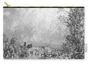Richmond Castle Yorkshire Carry-all Pouch