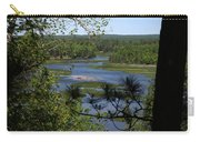 River And Trees Carry-all Pouch