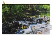 River In Wales Carry-all Pouch