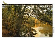 Riverside Reflections Carry-all Pouch