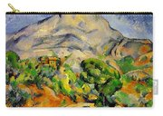Road To The Montagne Sainte-victoire Carry-all Pouch