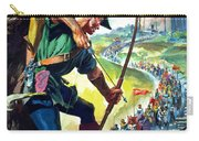 Robin Hood Carry-all Pouch by James Edwin McConnell