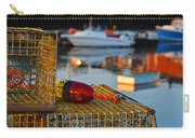 Rockport Ma Lobster Traps Carry-all Pouch