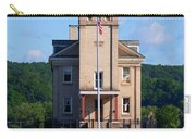 Rondout Lighthouse On The Hudson River New York Carry-all Pouch