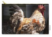 Rooster In A Coop Carry-all Pouch