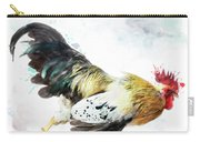 Rooster Running Carry-all Pouch