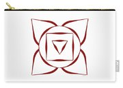 1 Root Chakra Carry-all Pouch