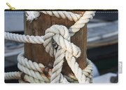 Rope Fence Fragment Carry-all Pouch