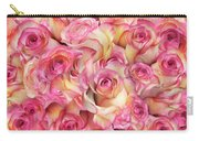 Roses Background Carry-all Pouch