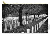 Rows Of Honor Carry-all Pouch