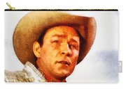 Roy Rogers, Vintage Western Legend Carry-all Pouch