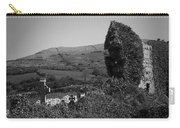 Ruins In The Burren County Clare Ireland Carry-all Pouch