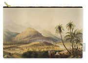 Rural Indian Landscape Carry-all Pouch
