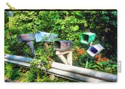 Rural Mailboxes  Carry-all Pouch