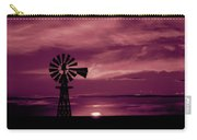 Rustic Sunset - Colorado Carry-all Pouch