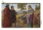 Ruth In Boazs Field Carry-all Pouch