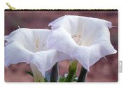 Sacred Datura Photograph Carry-all Pouch