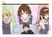 Saekano How To Raise A Boring Girlfriend Carry-all Pouch