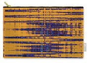 Saguaro Cactus Abstract Carry-all Pouch