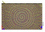 Saguaro Forest Abstract #2 Carry-all Pouch