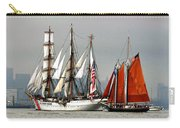 Eagle And Roseway Carry-all Pouch