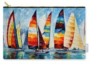 Sail Regatta Carry-all Pouch