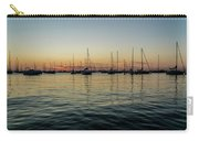 Sailboats At Sunrise  Carry-all Pouch