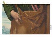 Saint Joseph Carry-all Pouch