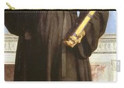 Saint Nicholas Of Tolentino Carry-all Pouch