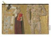 Saints Fabian And Sebastian Carry-all Pouch