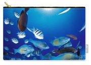 Saipan Marine Life Carry-all Pouch