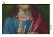 Salvator Mundi Carry-all Pouch