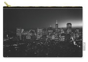 San Francisco At Sunset Carry-all Pouch