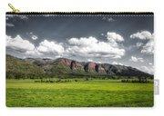 San Juan Mountains Of Colorado Carry-all Pouch