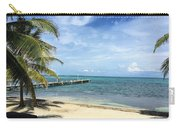San Pedro Belize Carry-all Pouch