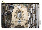 Basilica Of Saint Mary Of The Chorus - San Sebastian - Spain Carry-all Pouch