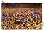 Sandhills In The Corn Carry-all Pouch