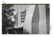 Santa Fe - Adobe Church Carry-all Pouch