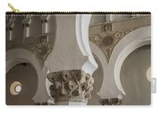 Santa Maria La Blanca Synagogue - Toledo Spain Carry-all Pouch