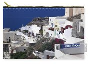 Santorini Overview Carry-all Pouch