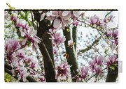 Saucer Magnolias In Central Park Carry-all Pouch