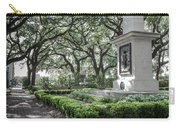 Historic Wright Square - Downtown Savannah Georgia Carry-all Pouch