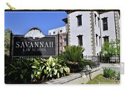 Savannah Law School Carry-all Pouch