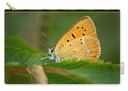 Scarce Copper Carry-all Pouch