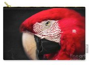 Scarlet Macaw - Ara Macao Carry-all Pouch