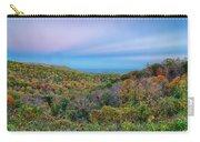Scenic Blue Ridge Parkway Appalachians Smoky Mountains Autumn La Carry-all Pouch