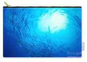 School Of Bigeye Jacks Carry-all Pouch