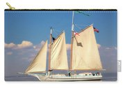 Schooner On Mobile Bay Carry-all Pouch