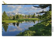 Schwabacher Landing Morning Carry-all Pouch